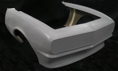 70 71 Dart Demon Fiberglass Front Fender Extension Mounting Kit NEW