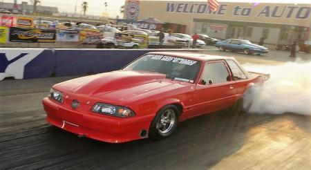 Mustang A