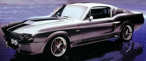 Mustang 67 73