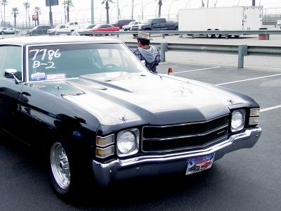 Chevelle front bumper 1971 1972